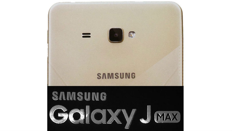 Samsung Launches Galaxy J Max With 7-Inch Display In India